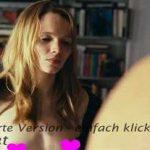 Karoline Herfurth nackt in ihren Filmen.