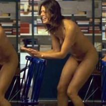 Jessica Schwarz nackt